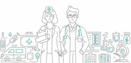 Virtual Medical Assistant Icon