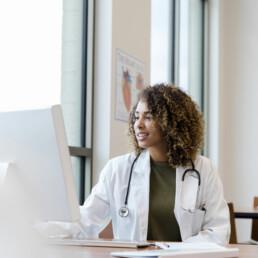 Medical Receptionist Virtually